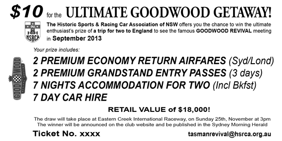 Win the Ultimate Goodwood Getaway!