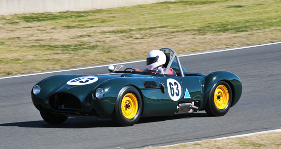 Tasman Revival at the 2012 Eastern Creek Classic